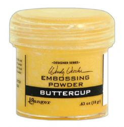Wendy Vecchi Embossing Powder - Buttercup